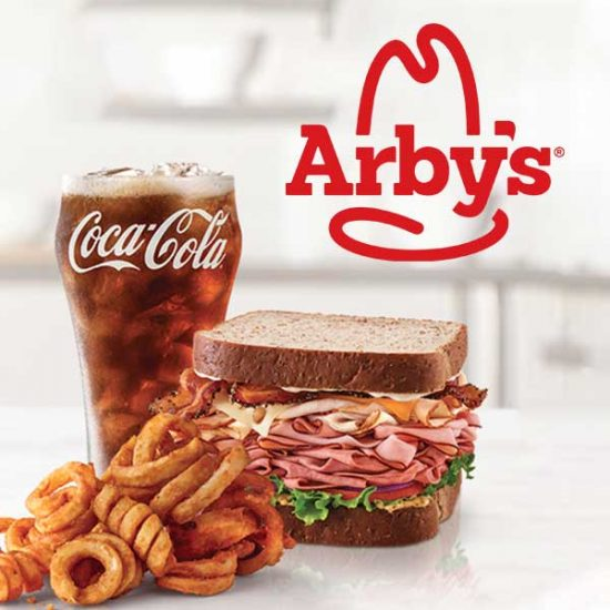 Free Small Fries & Drink w/ Select Sandwich Purchase