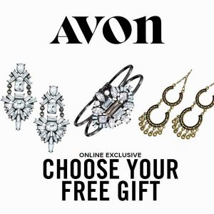 Free Gift of Your Choice w/ Purchase of $50 or More