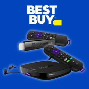 Up to $20 Off Select Roku Streaming Media Players