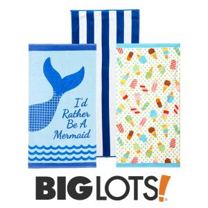 Beach Towels Starting at $7
