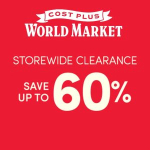 Up to 60% Indoor Furniture Clearance