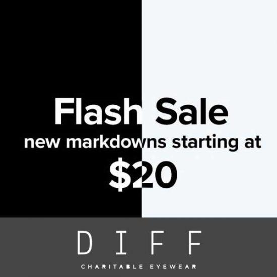 Markdown Glasses Starting at $20
