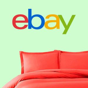 Up to 75% Off Bedding