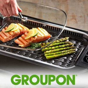 5% Off Power Smokeless Indoor Electric Grill