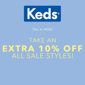 Extra 10% Off All Sale Styles With Code