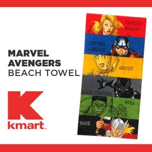 Up to 40% Off Beach Towels