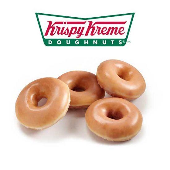 Free Doughnut for Becoming a Rewards Member