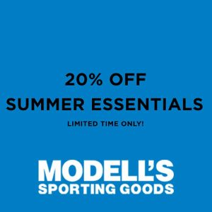 20% Off Select Summer Essentials with Code