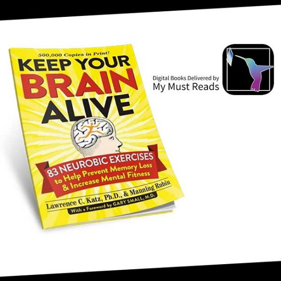 42% Off Keep Your Brain Alive E-Book