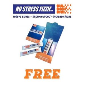 Free Sample of Stress-Relief Drink Mix