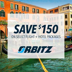 $150 Off Select Flight + Hotel Packages With Code