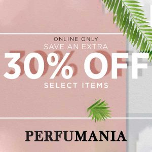 Extra 30% Off Select Items With Code