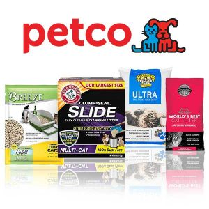 Up to 30% Off Cat Litter