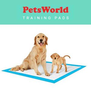 Two Free Housebreaking Training Pad Samples