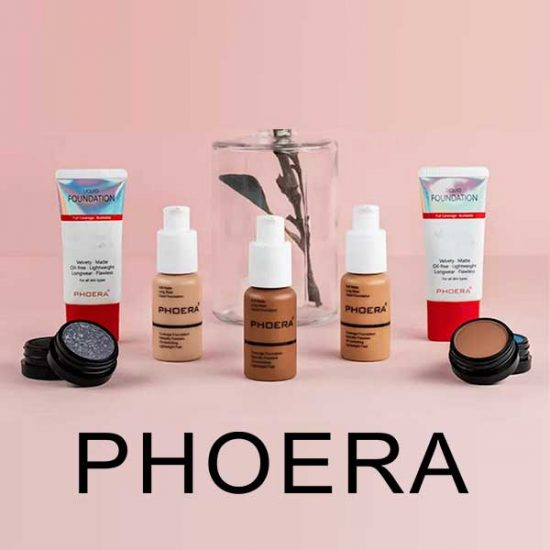 Free Phoera Liquid Foundation