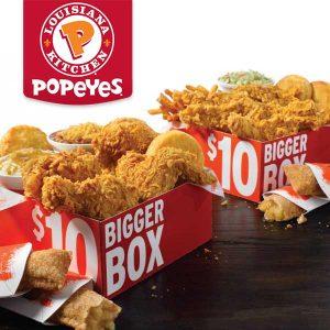 $10 Bigger Box