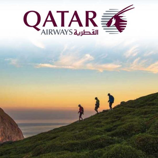 Flights to Adventure Destinations Starting at $605