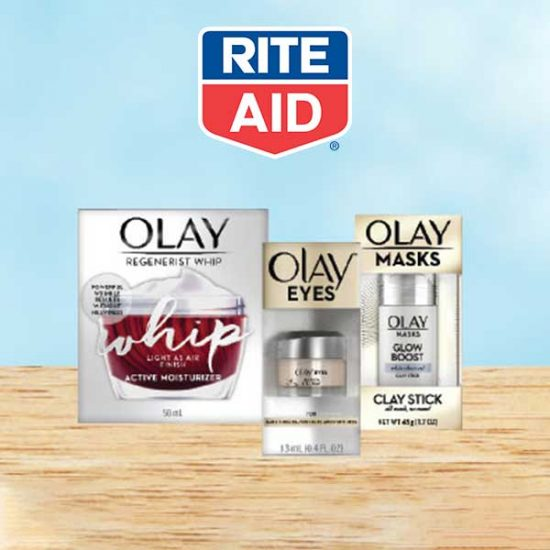 Buy 1, Get 1 50% Off Olay Skin Care