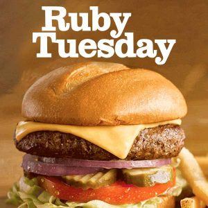 Today Only: $5 Cheese Burger