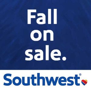 Fall On Sale: One Way as Low as $59