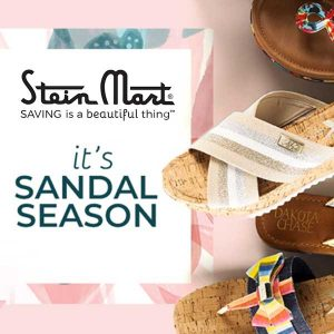 Summer Sandals Starting at $19.98