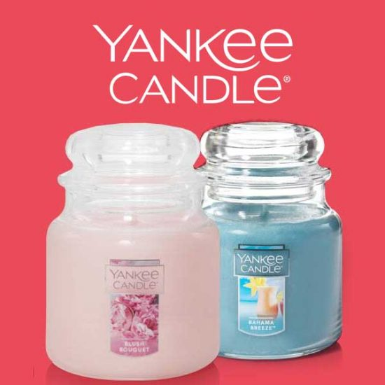 $5 Medium Candle with $25 Purchase