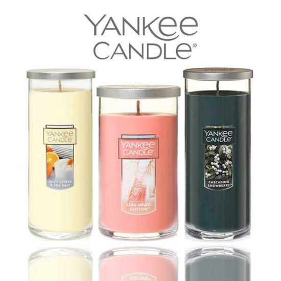 50% Off Assorted Candles