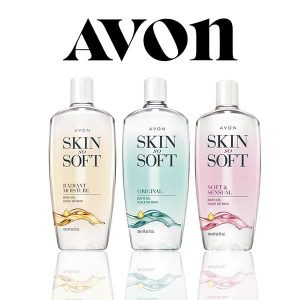 2 for $33 Skin So Soft Bonus-Size Bath Oil