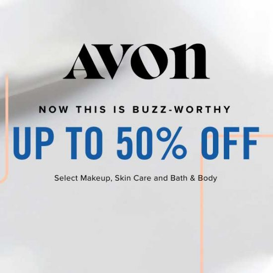 Up to 50% Off Skin Care, Makeup, and Bath and Body