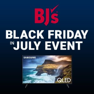 Black Friday in July Event