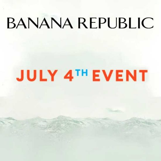 Three Great Deals in July 4th Event (Extended)