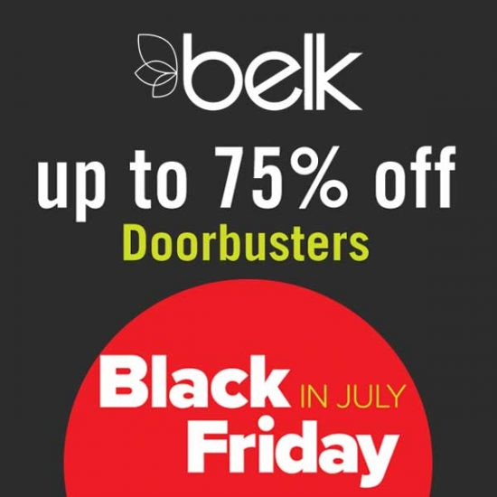 Black Friday: Up to 75% Off Doorbusters