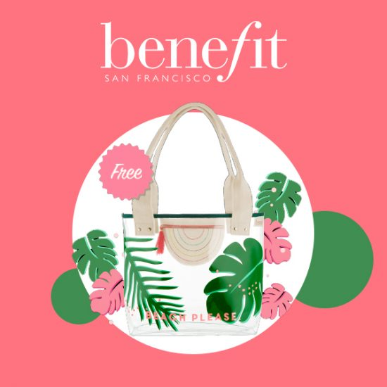 Free Tote Bag With $65 Purchase With Code