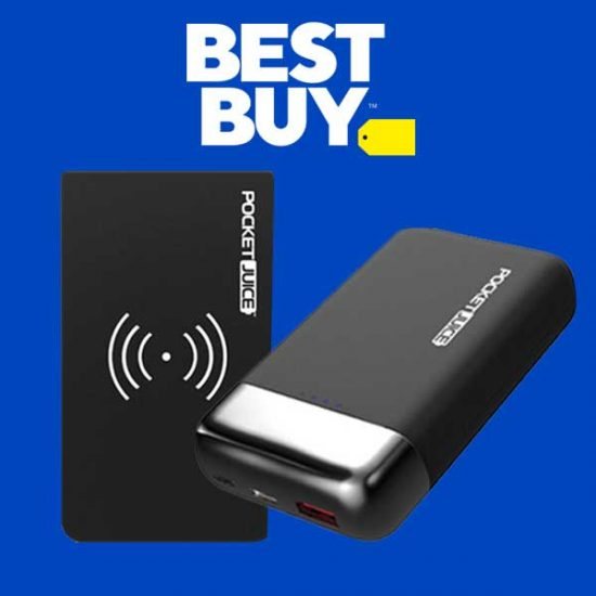 10% Off Select Tzumi Portable Charger