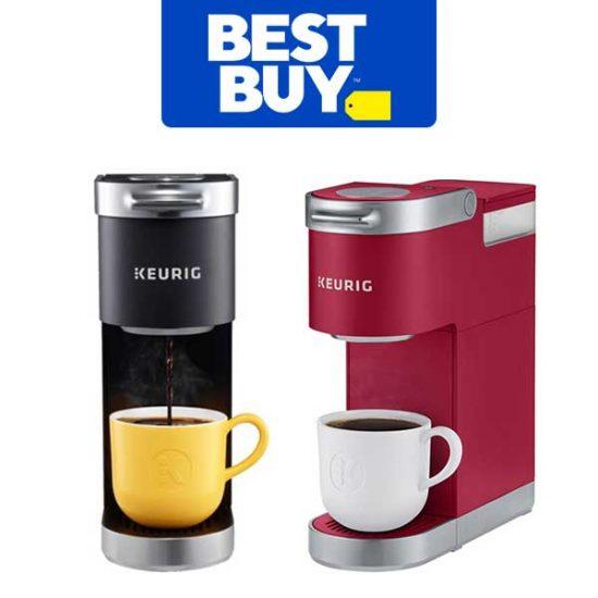 20% Off Keurig K-Mini Plus Single-Serve Coffee Maker