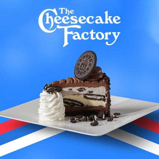 Free Oreo Cheesecake w/ $17 76 DoorDash Delivery Orders