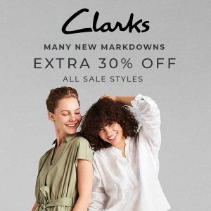 Extra 30% Off All Sale Styles with Code