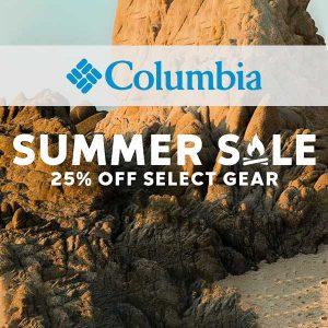 25% Off Select Summer Gear