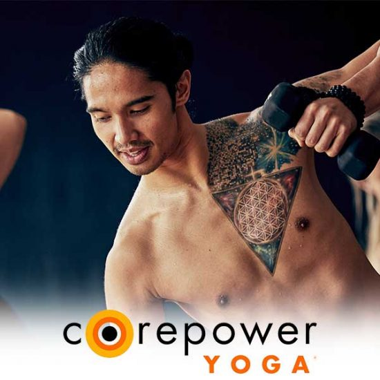 Free Week of CorePower Yoga Classes