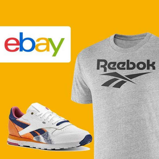 Up to 60% Off Reebok Products