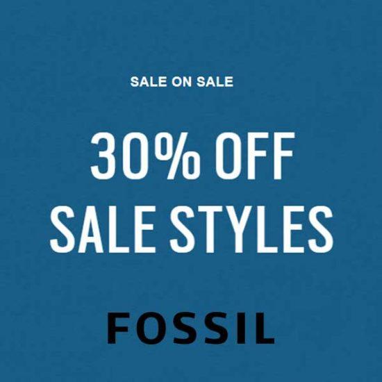 30% Off Sale Styles w/ Code