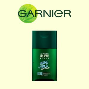 Free Sample of Garnier Fructis Pomade