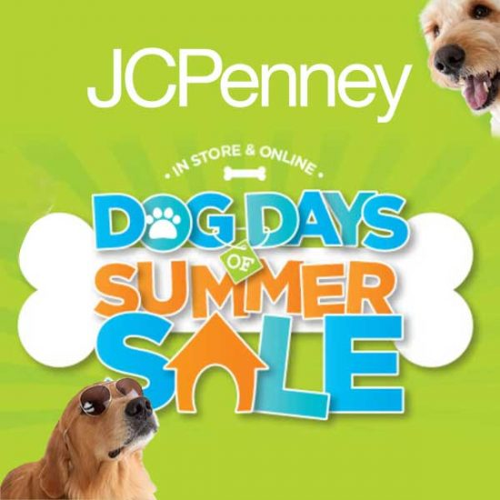 Dog Days Summer Sale: Up to 60% Off