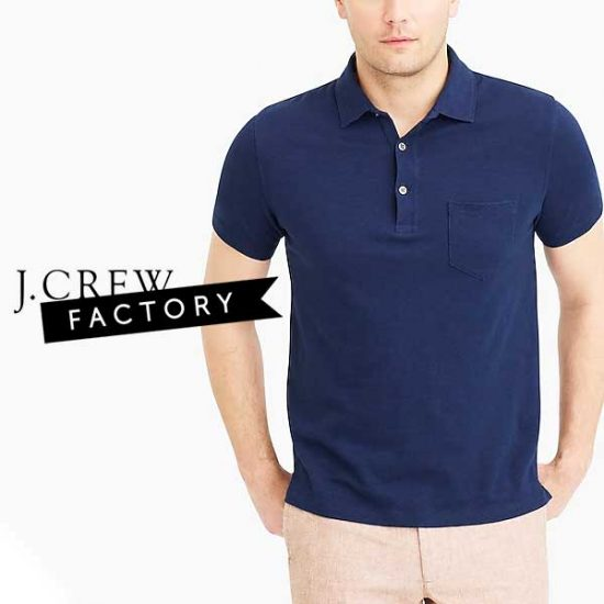 Men's T-Shirts and Polos from $12.95