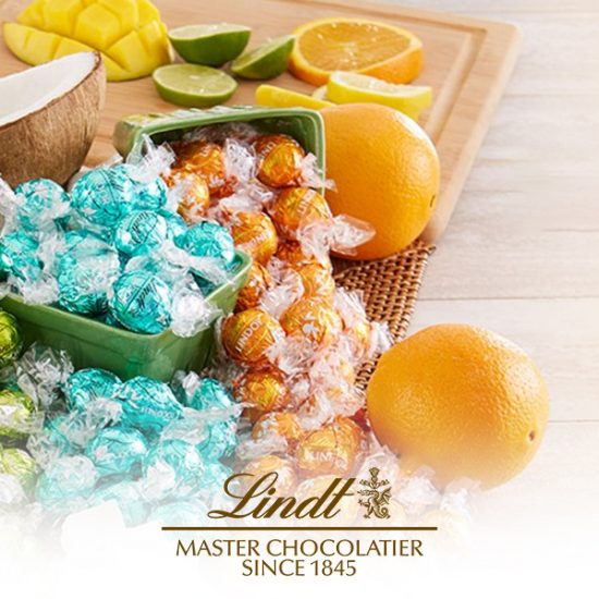 30% Off Lindor Gourmet Chocolate With Free Shipping