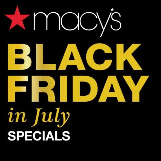 Black Friday in July Specials