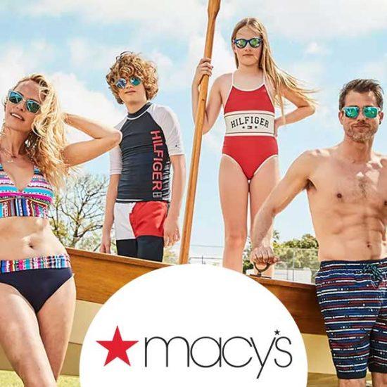 40%-50% Off Select Swimwear Styles