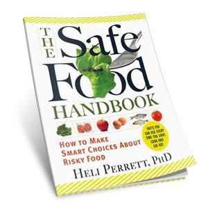 41% Off The Safe Food Handbook E-Book