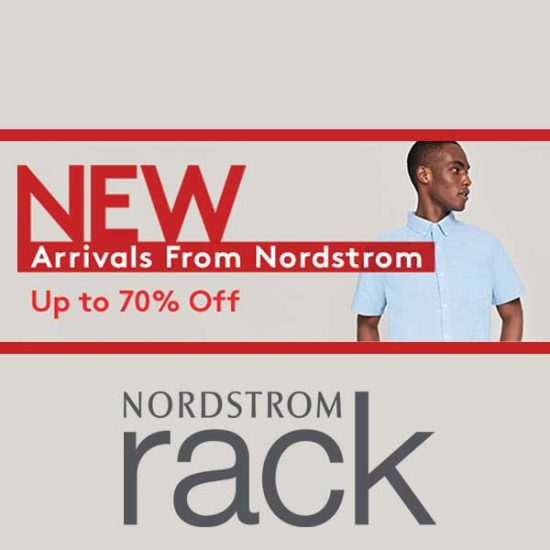 Up to 70% off New Arrivals From Nordstrom