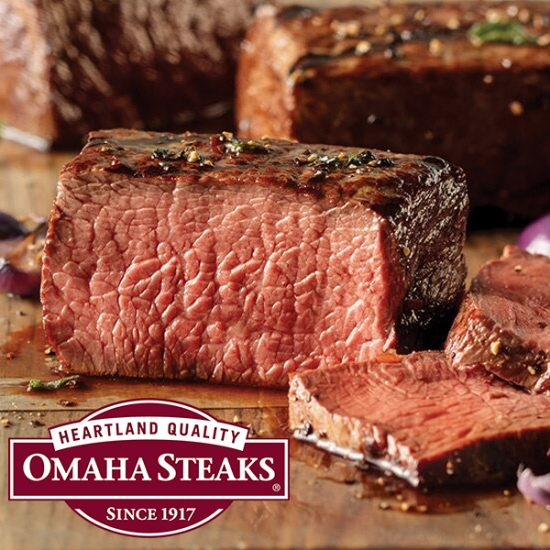 Up to 70% Off Steaks, Meals and More